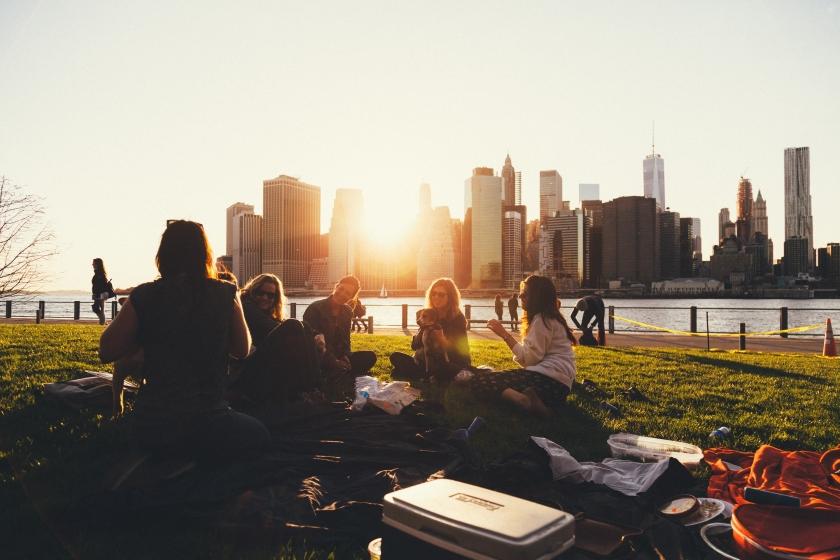 negative-space-picnic-city-river-sunset-ben-duchac