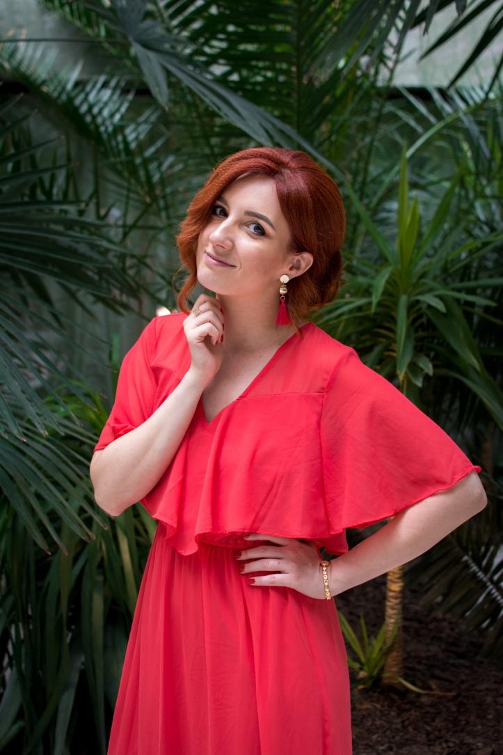 red dress-1